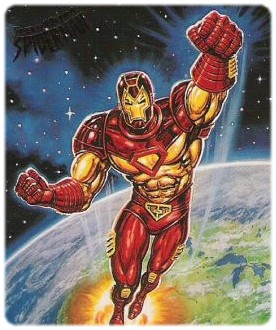 Encyclopedie Iron Man Marvel World Com